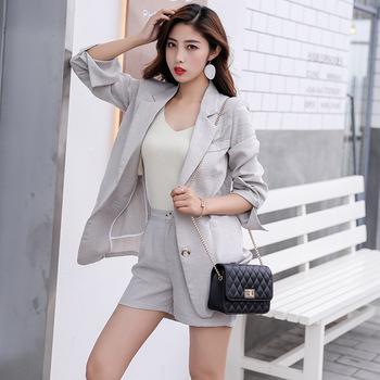 Ladies Formal Office Wear Suit Women Coat Pants Design Business