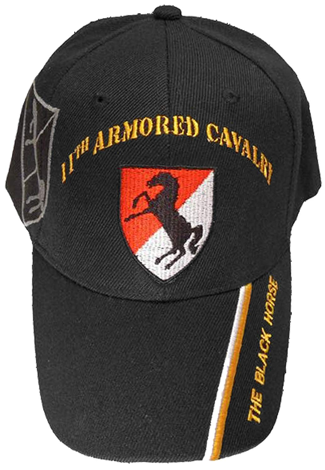 Buy Caps and Hats U.S. Army Hat and BCAH Bumper Sticker Choose Military Cap Of Division Corp Brigade Cap Infantry Airborne Armored Calvary