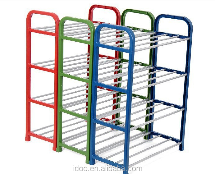 4 Cube Shoe Rack Stack And Rack Storage Cubes FH SRA00184