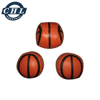Wholesale branded plush ball keychain