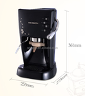 Espresso ESE pod coffee makers OEM/ODM with thermo block heater system