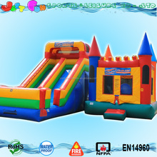 fun bounce house n slide combo party use juegos inflables