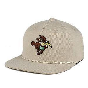 custom 3D embroidery caps flat bill hip hop snapbacks hats wholesale f4cc72740f49