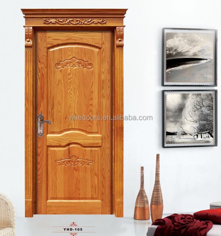 Principales dise os de puertas de madera de teca moderna for Puertas principales rusticas madera
