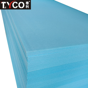 CE Compressed High Density Polystyrene Sheets 1200x600x6mm or 4x8 XPS Plate