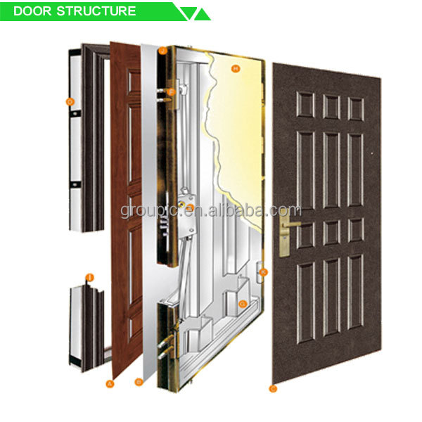 Wrought Iron Factory Main Gate Designs Construction Building ...