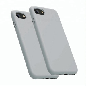 Eco material liquid silicone phone case mobile for phones.