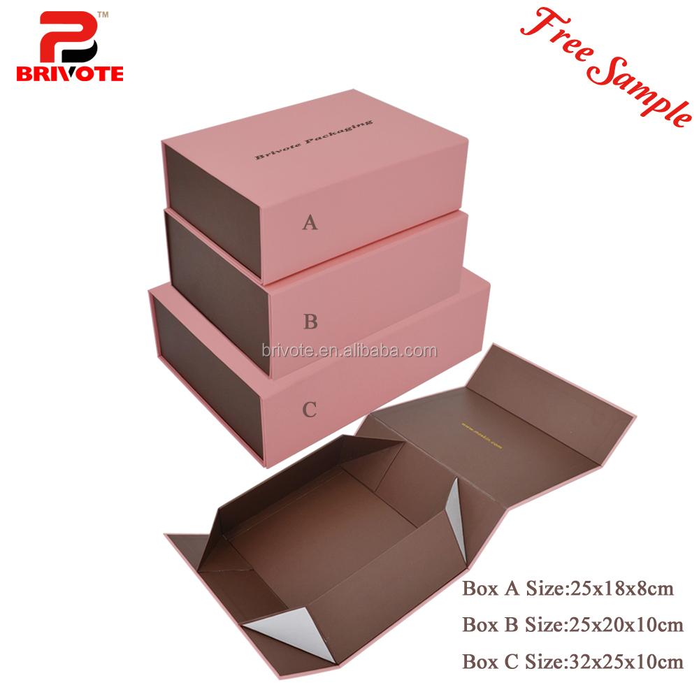 Caixa de presente de papel embalagem caixa de presente atacado profissional