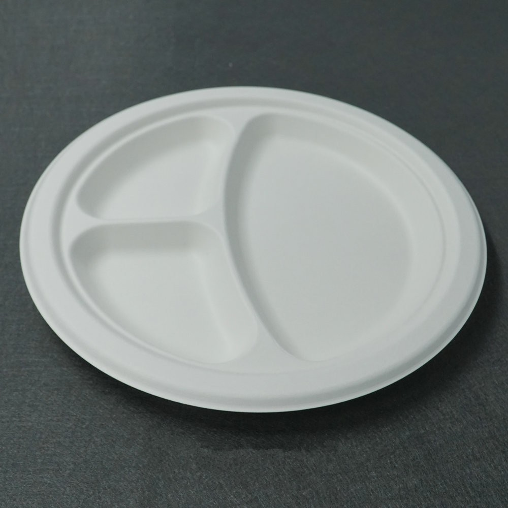 Biodegradable Creative Tableware Italian Bagasse Food Container Sugarcane Whear Straw Pulp Tray Dinnerware - Buy Wheat Straw Pulp Food ContainerSugarcane ... & Biodegradable Creative Tableware Italian Bagasse Food Container ...