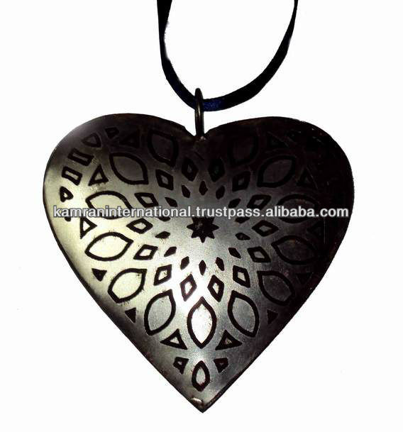 Heart Shaped Metal Wall Decor,Metal Heart Shape Dcoration Hanging ...