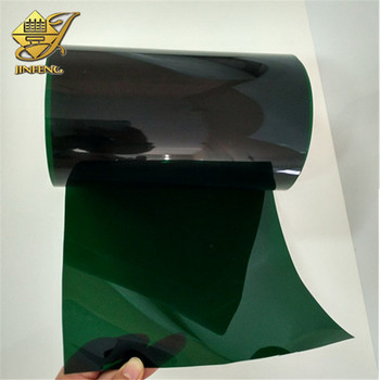 500 Micron Rigid Thin Colored Pvc Sheets In Rolls Of Plastic - Buy ...