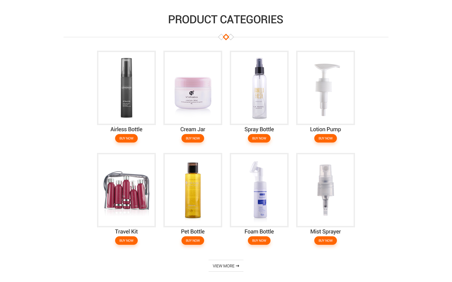 19dbd6dfe485 Ningbo Longway Packaging S&T Co., Ltd. - Cosmetic Packaging Products ...