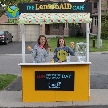 Hot Sale Wooden Lemonade Stand Outdoor Food Stand For Sale Buy Lemonade Stand Food Stand Outdoor Wooden Lemonade Stand Product On Alibaba Com