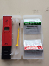 Mini Type Digital Pen PH Meter, Pocket PH Meter for Laboratory
