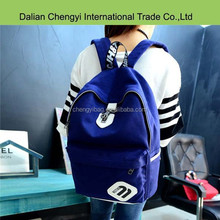 newest korean style big capacity quality school bag for student
