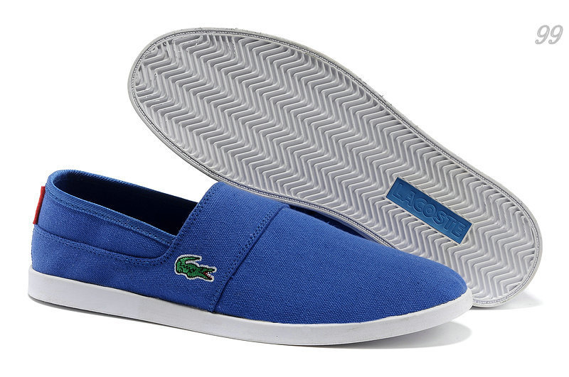 Fashion Low-Top Lacoste Men's Casual Canvas Shoes,Fashion Sneakers Men's Shoes,Lacoste Breathable Casual Shoes,Slip-On Shoes