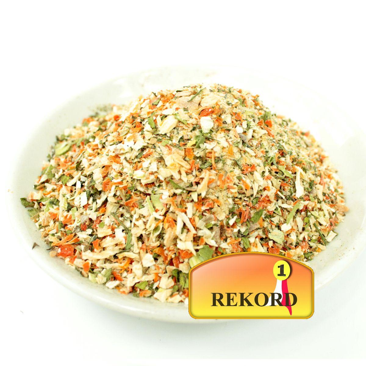 Dried Vegetables Mix - Parsnip,Carrot,Leek,Onion,Parsley