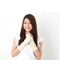 Elbow Length Sun Protective UV Cut Summer Driving Gloves