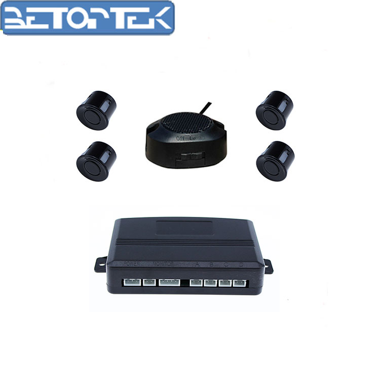 DC 12V Voltage and Parking Senso Type Radar Detector Video Parking system