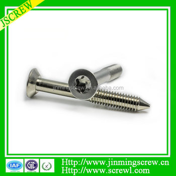 Torx Stainless Steel Countersunk Head Screw M3 M4 M5 M6 M8 M10 M12 ...