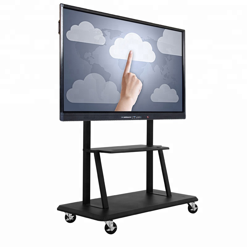 55 Inch Touch Screen TV Monitor Smart Board For School