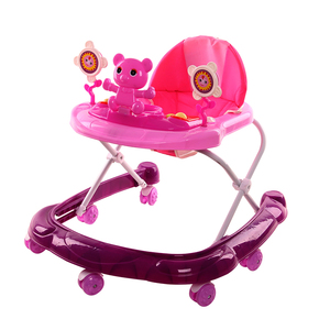 modern baby walker with music and toys