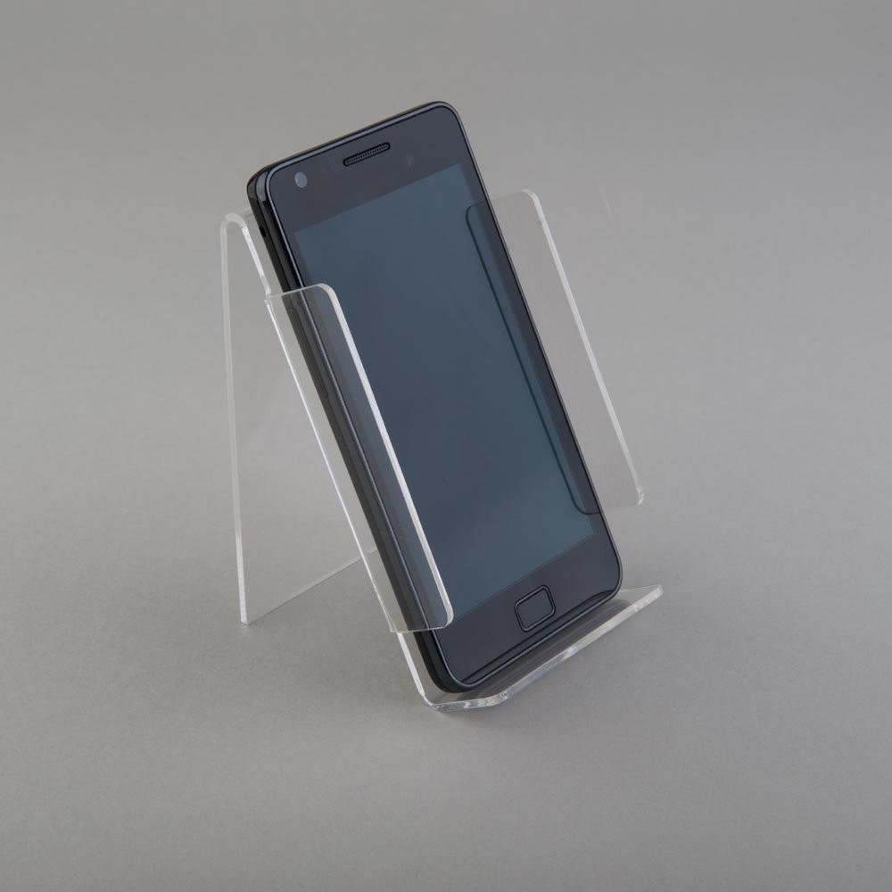 cell phone display rack
