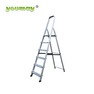 Hot Sale Telescopic affordable extendable step retractable ladders