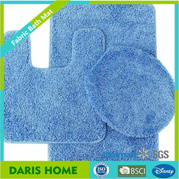 Wonderful Home Bath Mats Latex Back Microplush