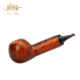 High Quality Durable Unique Shape Wooden Smoking Pipes Fancy Short Briar Wood Tobacco Pipes