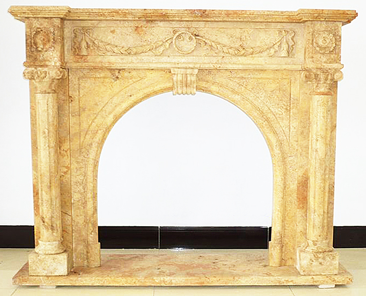 Cultured Marble Fireplace Mantel Suppliers and Manufacturers at Alibaba.com