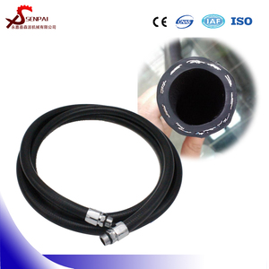 Flexibility 7/8 size Rubber Fuel Dispenser Hose for Fuel Dispensing Pump