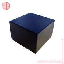 Factory Directly Custom black Watch packing display Box luxury
