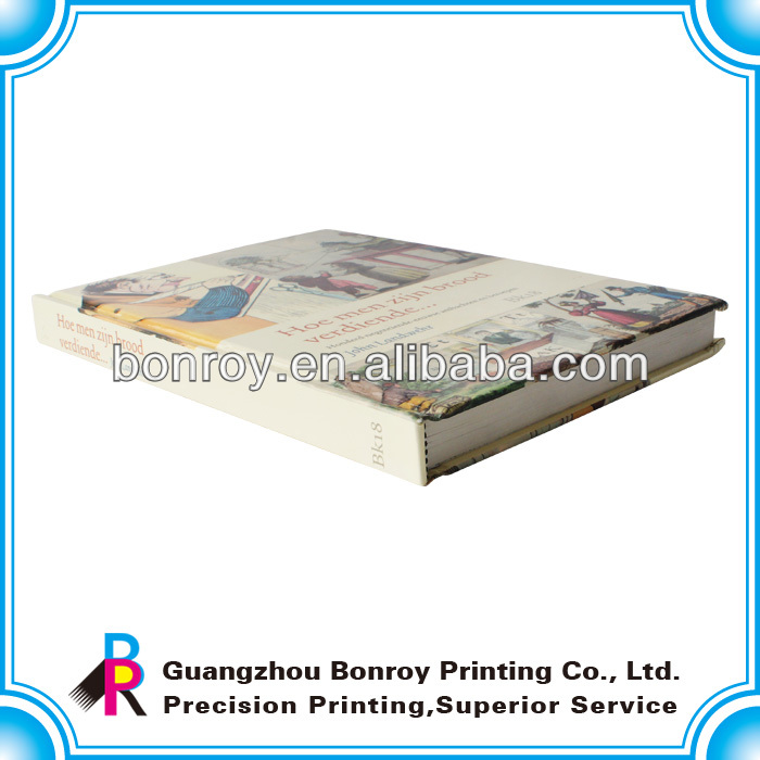 luxurious Hard Cover Book Printing