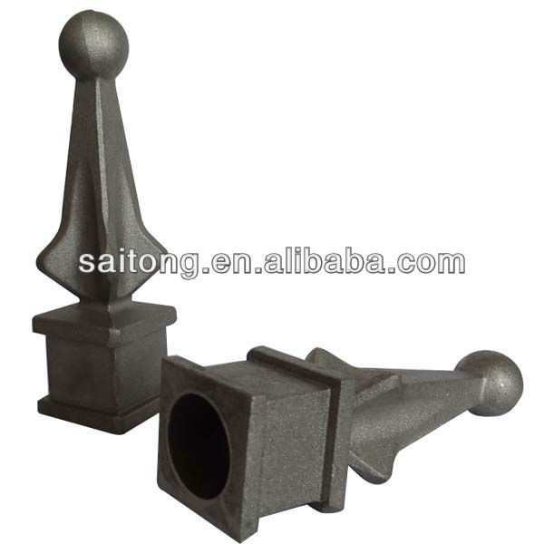 Aluminum Finial spears