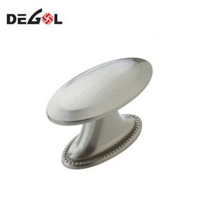 China Factory Gold Ceramic Drawer Knob