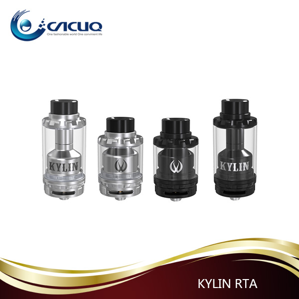 Vandy Vape RTA Tank VandyVape Kylin RTA with adjustable airflow made in china products on sale
