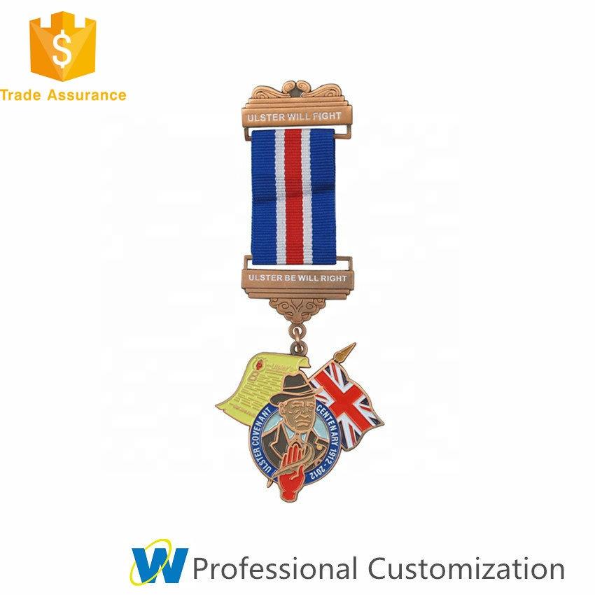 custom made china wholesale metal enamel school office activity pride honor lapel pin badges maker