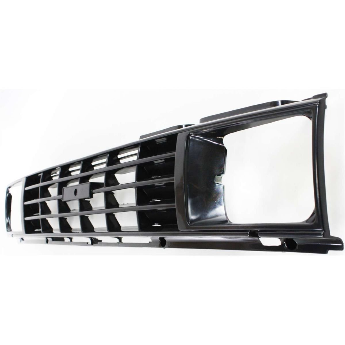 Diften 102-A4192-X01 - New Grille Assembly Black Toyota Pickup Truck 86 85 84 1986 TO1200107 5310089109