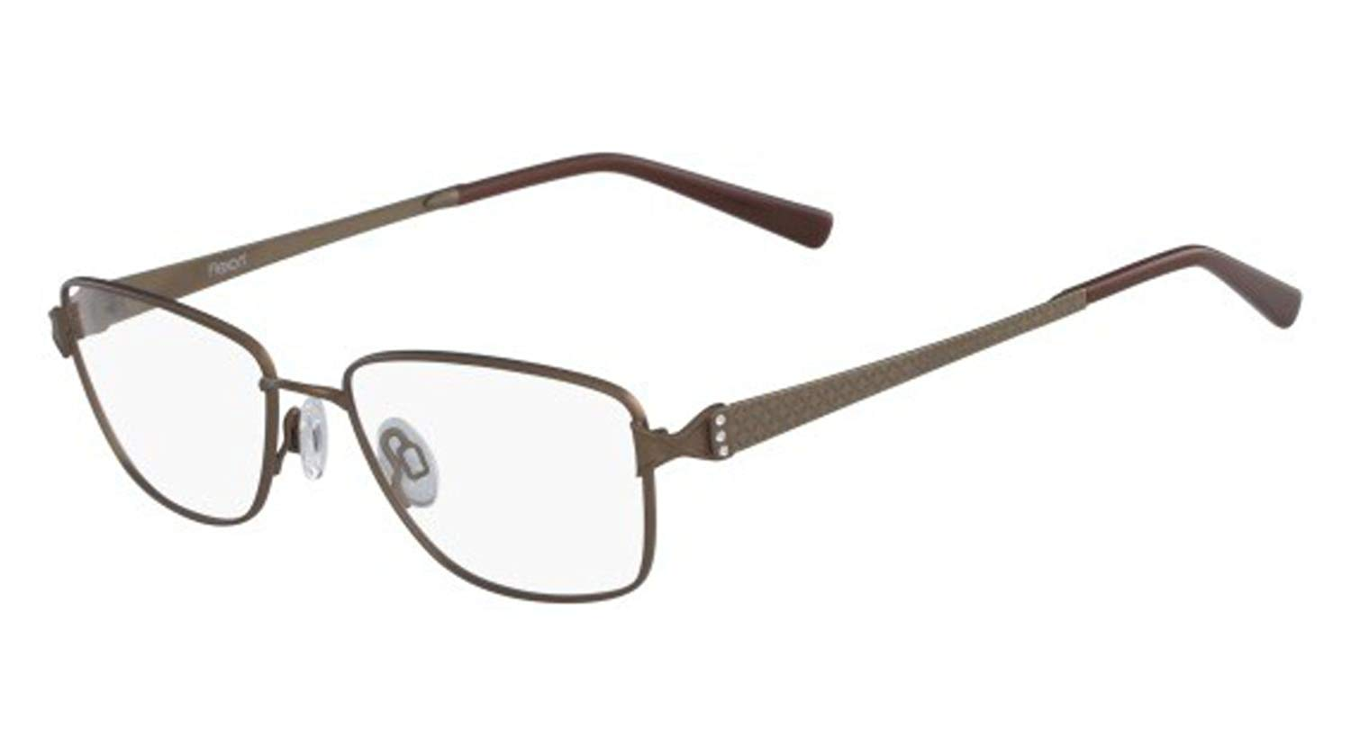 9836702aa6 Get Quotations · Eyeglasses FLEXON LANA 210 BROWN