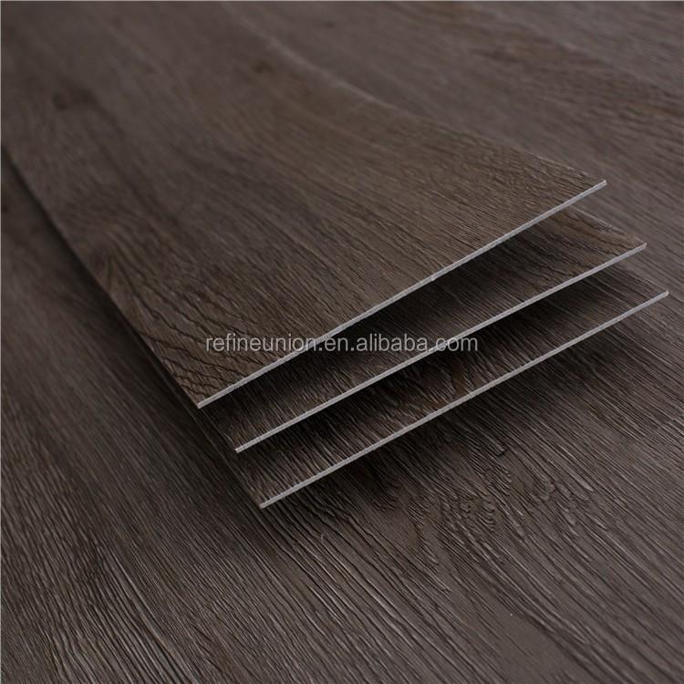Non Toxic Self Adhesive Plastic Pvc Vinyl Flooring Tile