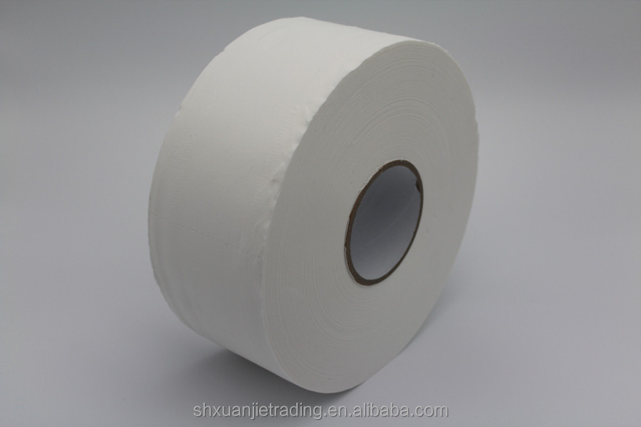 High quality hot sale China Suppliers jumbo roll toilet paper tissue paper jumbo roll