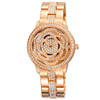 Exquisite Hollow Design Luxury Diamond Watch for Lady