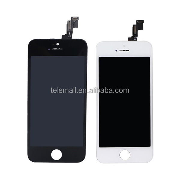 Cellphone repair screen for Apple iPhone Compatible Brand unlocked for iphone 5/5s display