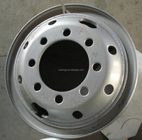 Steel Wheel rim for Axle and Trailers