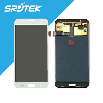 For Samsung Galaxy J7 SM-J700 J700H J700F J700M J700DS J700DH LCD Screen Digitizer Sensor Panel Full Asssembly 100% Original 5""