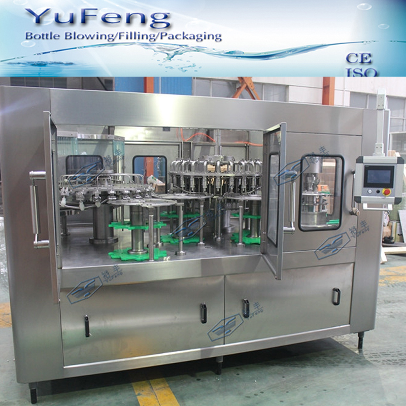 8000-10000BPH Zhangjiagang automatic bottled water equipment for sale