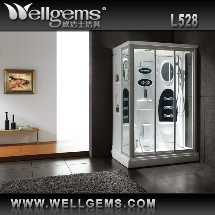 Modern Steam Shower Room With Foot Massage Shower Rooms L528 - Buy ...