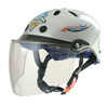 Low price accept custom half face helmet motocross helmet