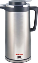 Stainless Electric Kettle, Superior temperature controller makes water 100% boiled rapidly